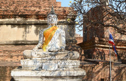Smile buddha statues Stock Images