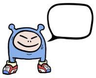 Smile bug Stock Image