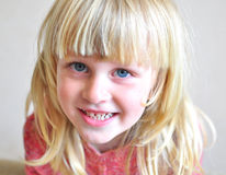 Smile child Stock Photography