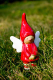 A Smile Christmas Angel Royalty Free Stock Images