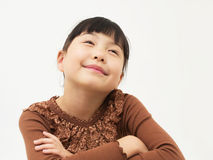 Ecstatic Girl Royalty Free Stock Photo