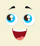 Smile design Stock Photography