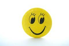 Smile face brand Stock Photos