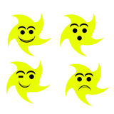 Smile face Stock Photo