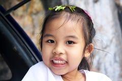 Smile girl Stock Photography