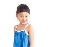 Smile girl Stock Images