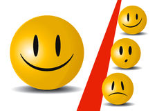 Smile Icon Stock Photography