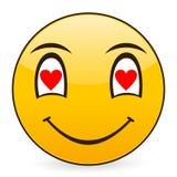 Smile icon 14. Smile icon on a white background. Vector illustration Stock Photos
