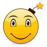 Smile icon 15 Royalty Free Stock Image