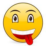 Smile icon 5 Royalty Free Stock Photography