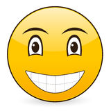 Smile icon 7 Stock Images