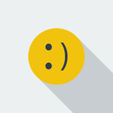 Smile icon. Stock Images