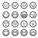 Smile icon Stock Photo