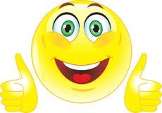 Smile. Joy. All right. Stock Photo