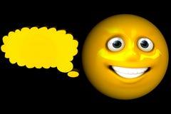 Smile logo Royalty Free Stock Photo