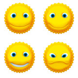 Smile Lumpy Royalty Free Stock Photos