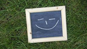 Smile painted Stock Photos