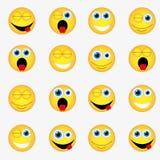 Smile pattern Royalty Free Stock Photo