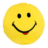 Smile pillow Stock Images
