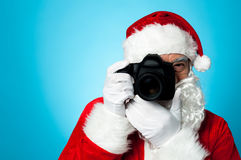 Smile please! Time for a sweet click. Stock Images