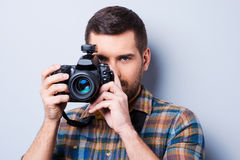 Smile! Royalty Free Stock Photography