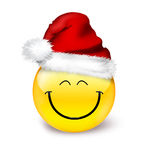 Smile santa Royalty Free Stock Photography