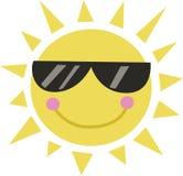 Smile Sun Royalty Free Stock Image