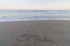 Smile. Stock Image