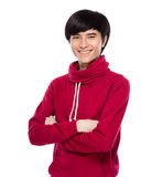 Smile young man Stock Image
