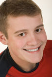 Smile of the young man Stock Photography