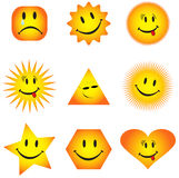 Smiles Royalty Free Stock Images