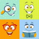 Smiles cute Stock Photos