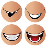 Smiles Stock Images
