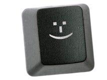 smiley κουμπιών στοκ φωτογραφία