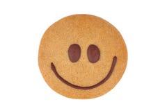 smiley μελοψωμάτων Στοκ φωτογραφία με δικαίωμα ελεύθερης χρήσης