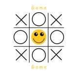 Smiley παιχνιδιών Στοκ Φωτογραφία