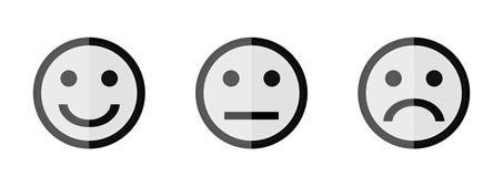 Smiley τρία Στοκ φωτογραφία με δικαίωμα ελεύθερης χρήσης