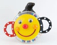 Smiley изверга Стоковые Изображения RF