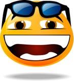 smiley иконы Стоковое Изображение