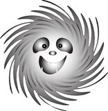 Smiley/Призрак-утеха/вектор Стоковые Фотографии RF