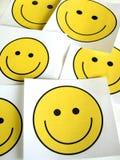 smiley стороны стоковая фотография