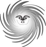 Smiley/улыбка/вектор призрака Стоковое Фото