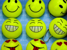 Smiley Immagine Stock