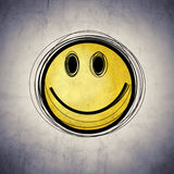 smiley иллюстрация вектора