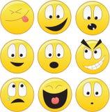 Smiley Imagenes de archivo