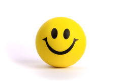Smiley Stockfoto