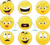 Smiley Foto de archivo libre de regalías