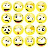 Smiley Lizenzfreie Stockfotos
