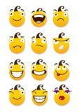 Smiley Photographie stock libre de droits