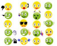 Smiley Immagine Stock